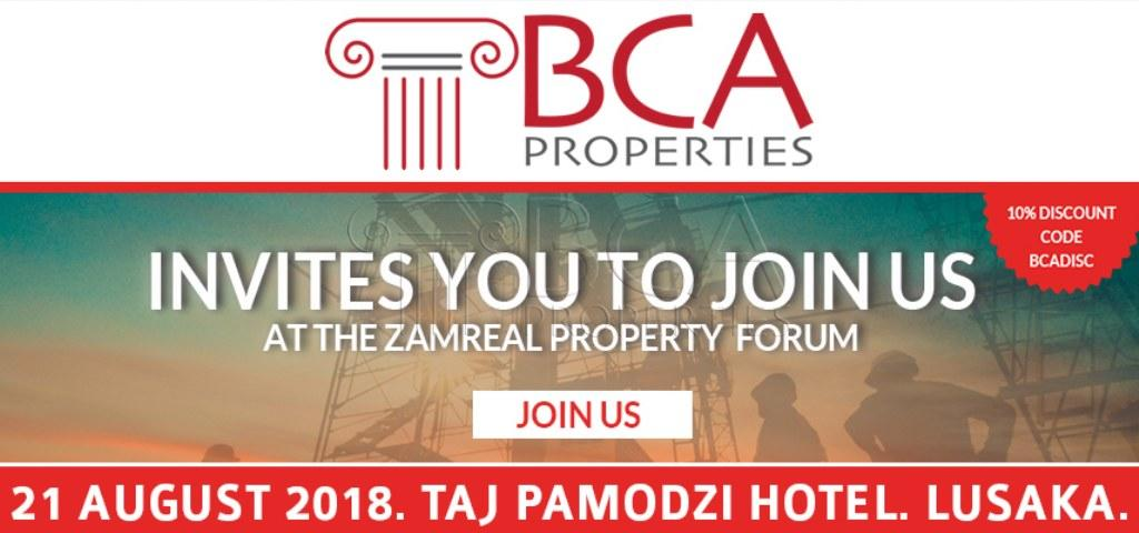 The ZamReal Property Forum – 2018